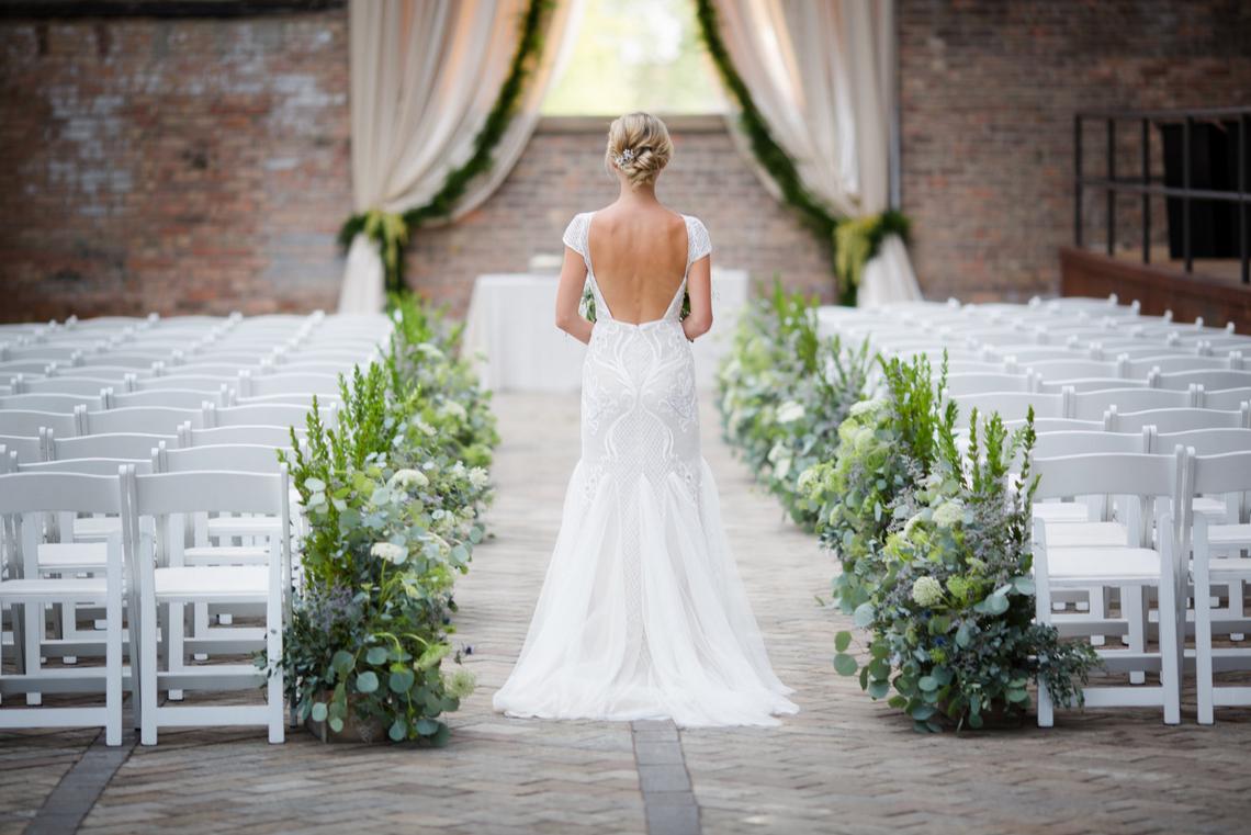 Lush Loft Wedding - StudioThisIs