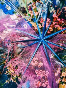 Chicago Event Centerpiece Galaxy