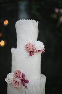 Lush Loft Wedding Cake Flowers Fairlie Chicago