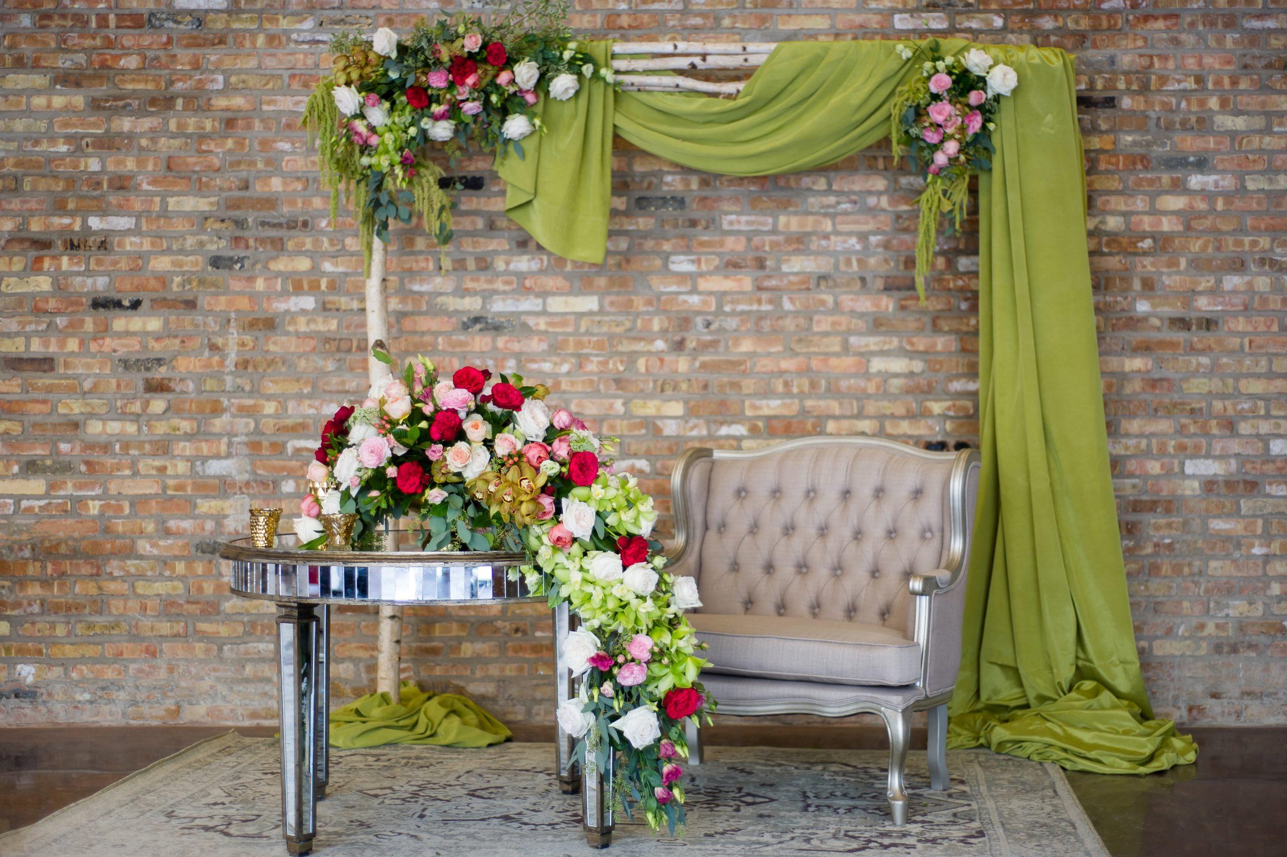 Bold and Bountiful Wedding - Miss Motley Photography