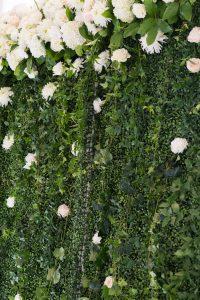 Traditional Elegant Wedding Ceremony Arch Flowers Londonhouse Chicago
